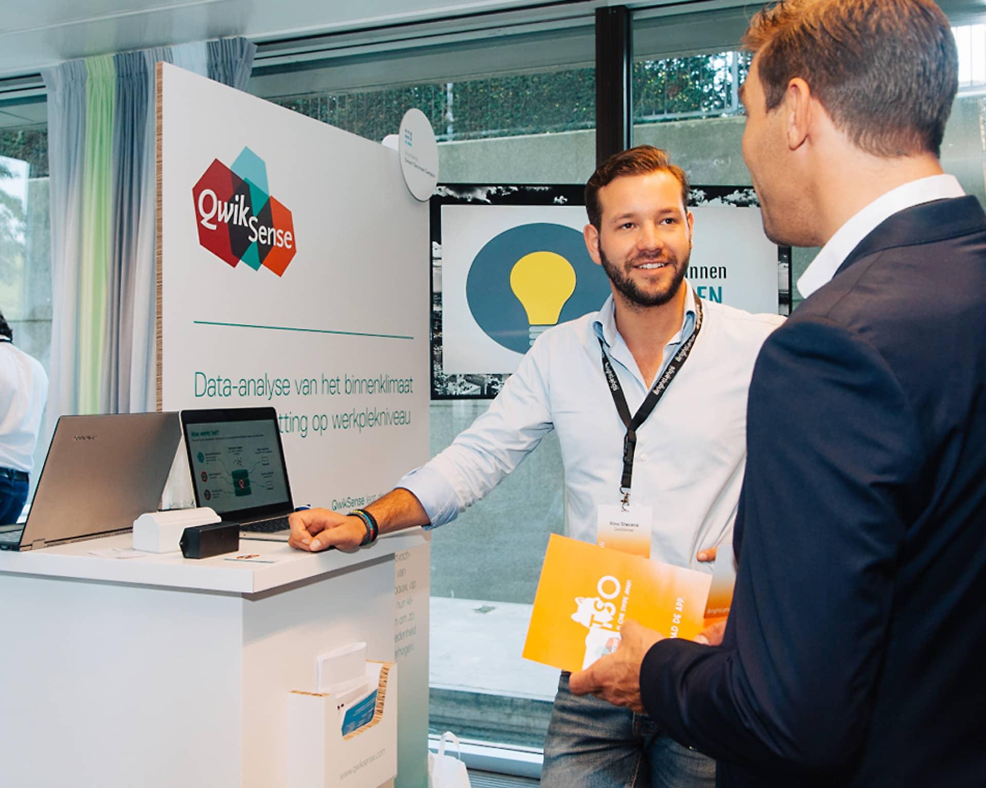 Innofair op de opening van de nieuwe Brightlands Smart Services Campus in Heerlen