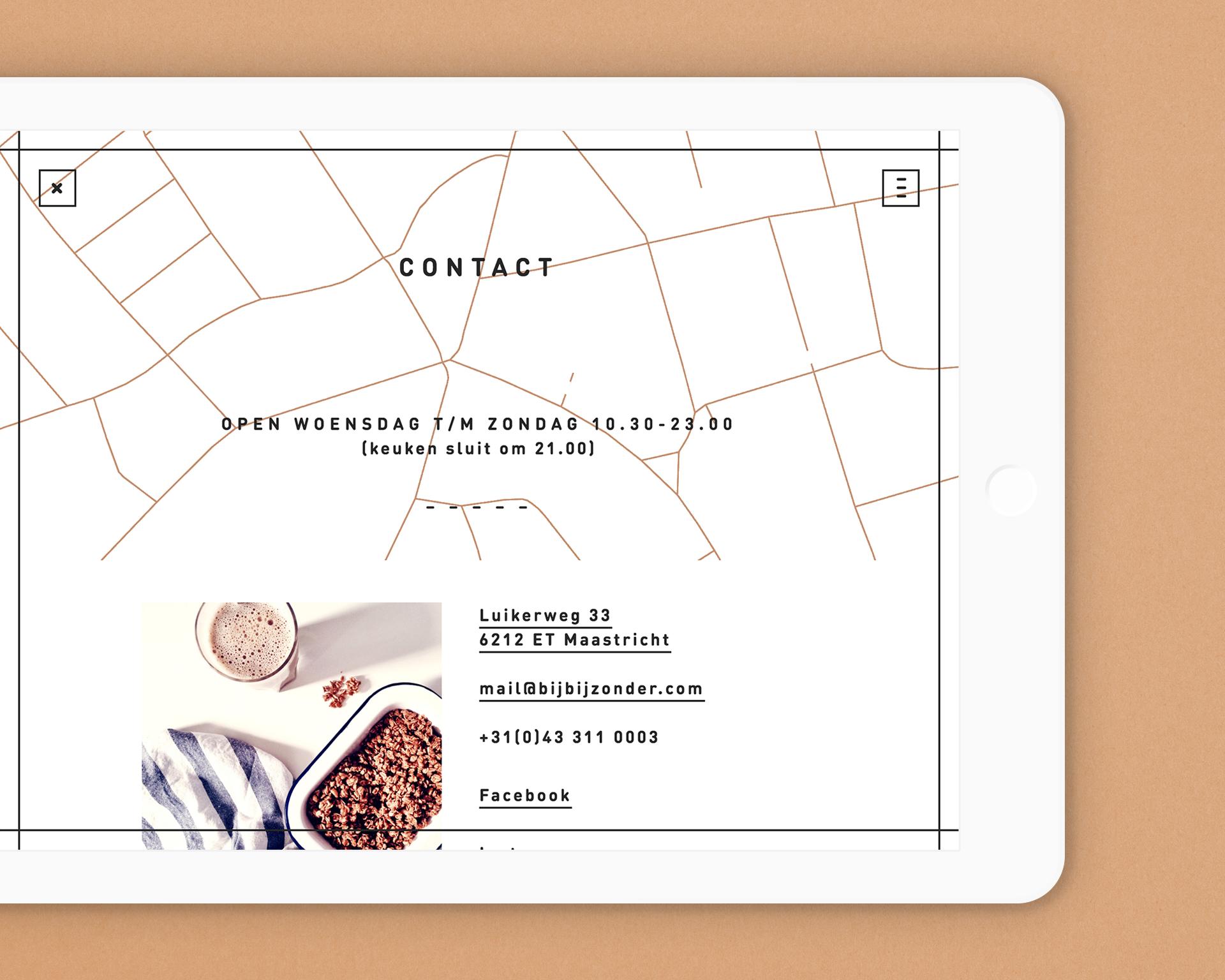 Bijzonder ipad resolution website designed by Saus in Maastricht